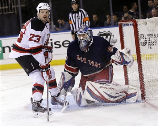 Rangers eliminate Devils from East playoff race