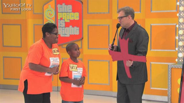 Exclusive: Kid Plays 'Price Is Right'