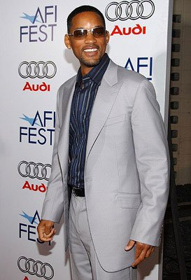 Will Smith at the AFI Fest opening night gala presentaion of United Artists' Lions for Lambs