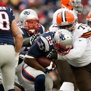 Week 14: Cleveland Browns vs. New England Patriots highlights