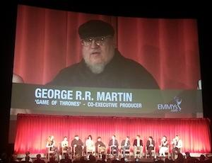 'Game of Thrones' Creator George R. R. Martin To Make Cameo In Season 3