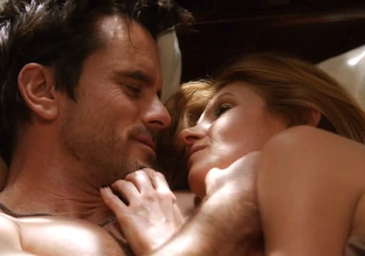 Exclusive Nashville Video: An Afterglowing Rayna Rates Deacon ('You Are Good'), Gets Surprise