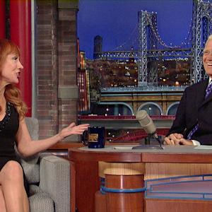 Is Kathy Griffin Easy? - David Letterman