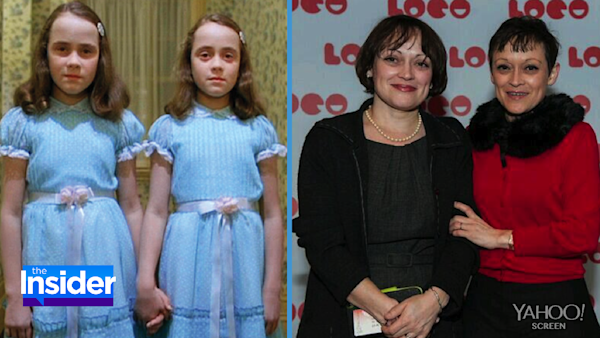 See 'The Shining' Twins All Grown Up