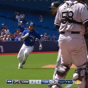 Smoak's pinch-hit RBI single
