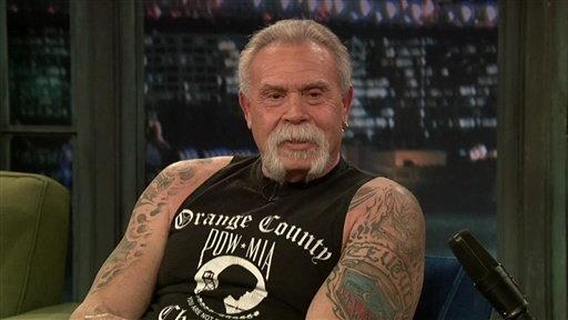 Paul Teutul, Sr.: Packing