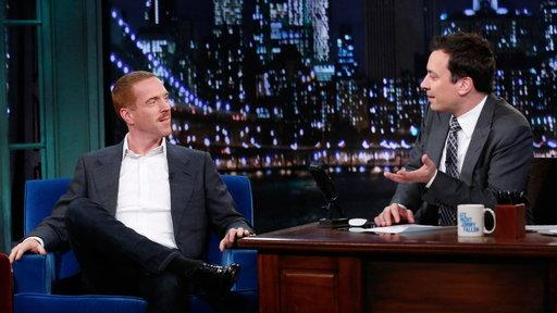 Damian Lewis Talks Movember, Homeland