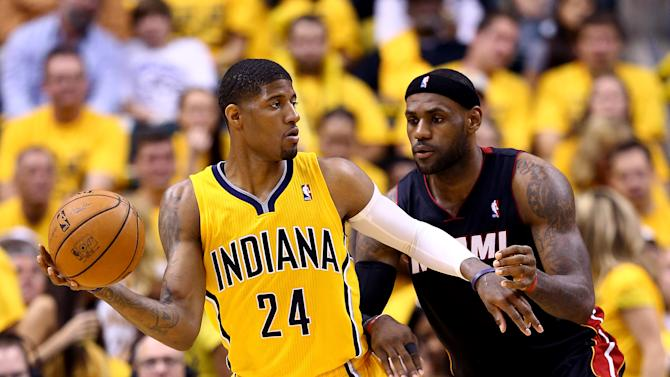 Pacers' star Paul George cleared to play