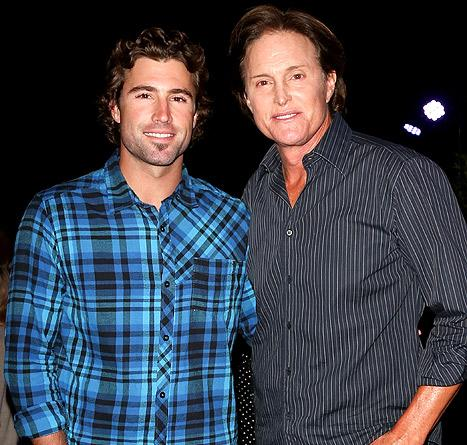 Brody Jenner Reconciles With Bruce Jenner on Keeping Up With the Kardashians