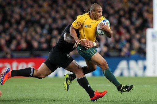 Will Genia was outstanding as man-of-the-match in the Wallabies' 27-19 win in last weekend's opener in Brisbane