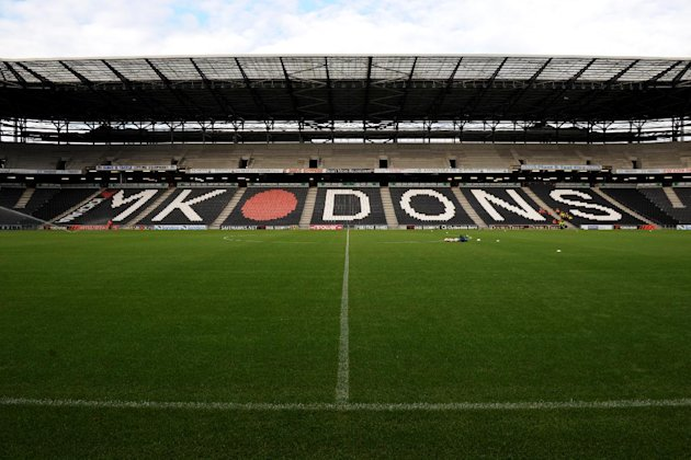MK Dons will welcome AFC Wimbledon to stadium:mk in the FA Cup