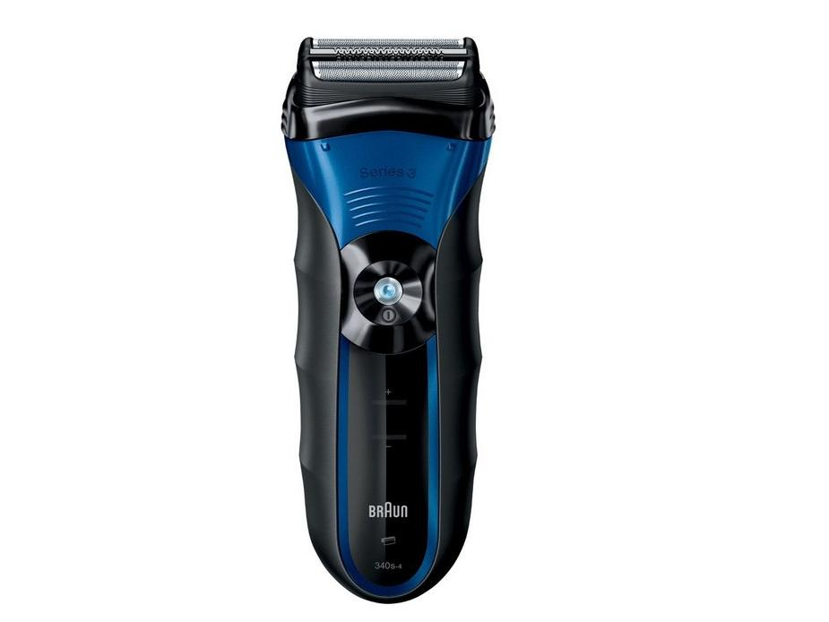 The official electric shaver of the NFL won't cut your face like all those cheap plastic razors