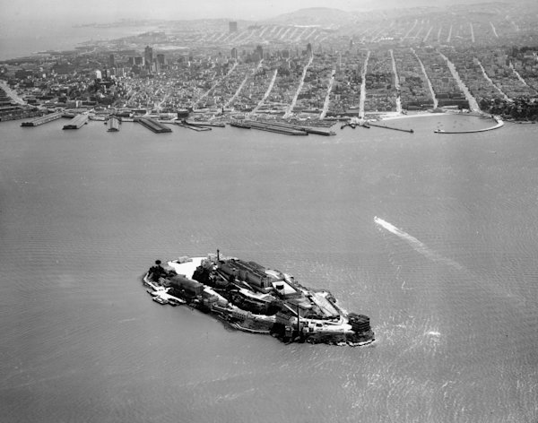 an overview of alcatraz an infamous prison It's been 50 years since three prisoners broke out of the island prison never to be  seen again  the rock: the infamous alcatraz island prison.