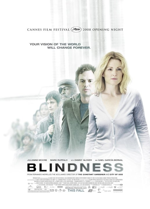 Blindness Poster Production Stills Miramax 2008