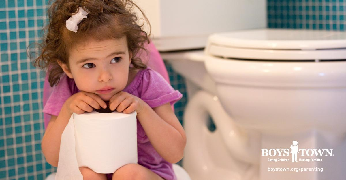 Is Your Child Ready for Potty Training? Are You?