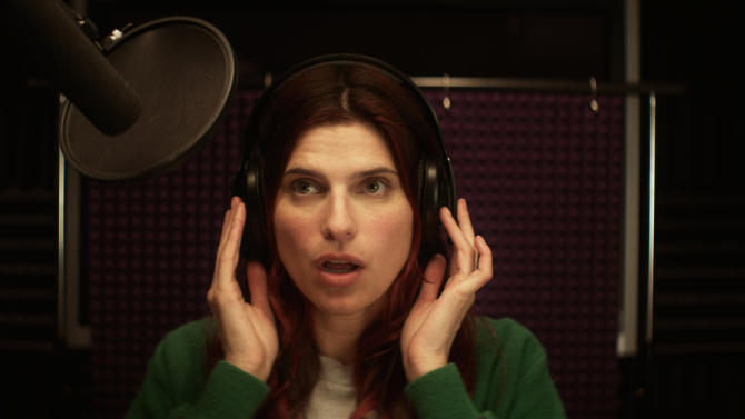 Voice-over business explored in 'In A World...'
