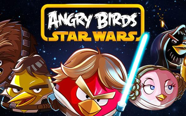 'Angry Birds Star Wars' Now Available