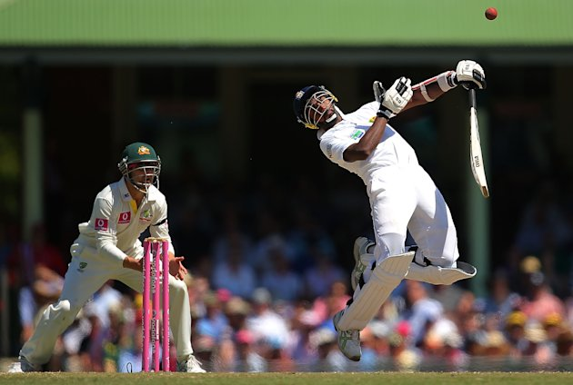 Australia v Sri Lanka - Third Test: Day 4