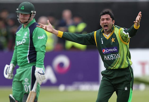 Ireland vs Pakistan, 1st ODI
