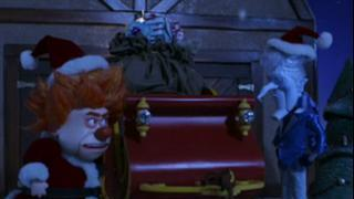A Miser Brothers' Christmas: Snow Ball Fight