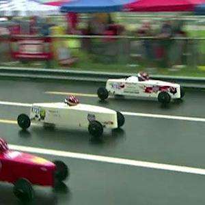 77th Annual All-American Soap Box Derby takes off in Ohio