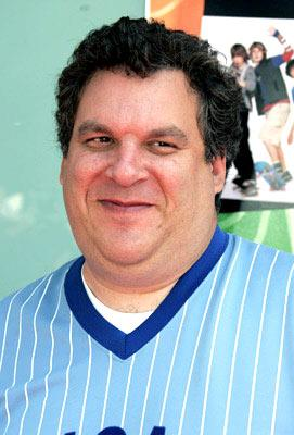 Jeff Garlin at the Hollywood premiere of MGM's Sleepover