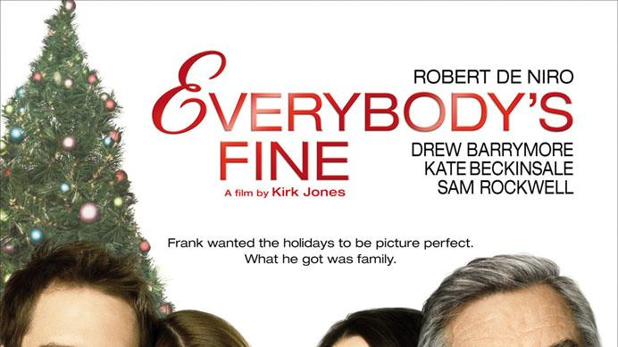 Everybody's Fine Poster Production Stills MIramax 2009