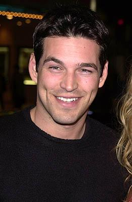 Premiere: Eddie Cibrian at the Westwood premire of 20th Century Fox's Say It Isn't So - 3/12/2001