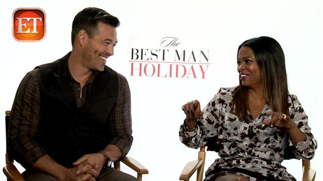'Best Man' Reunites for 'Holiday' After 14 Years