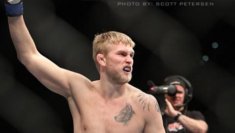 Alexander Gustafsson Eager to Fight, Wants Title Shot or Top Contender Bout