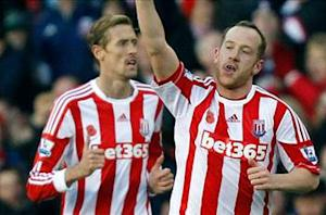 Stoke 1-0 Norwich: Adam strike sees Stoke closer to safety