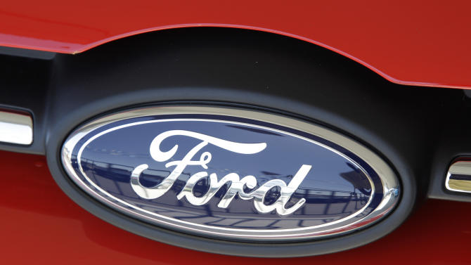 Ford reports $1.63b 3Q profit despite Europe woes