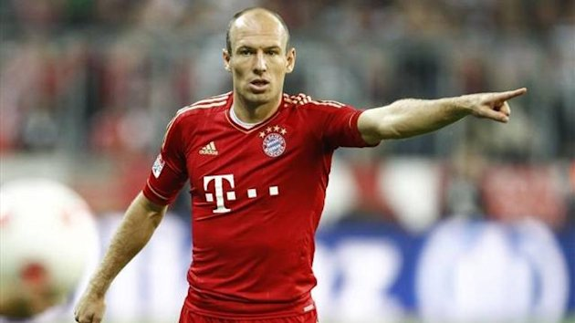 Arjen Robben (Imago)