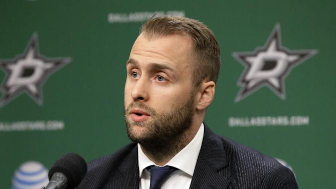 Peverley hopeful, patient over return to hockey