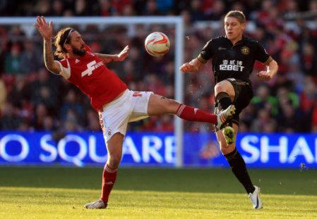 Soccer - Sky Bet Championship - Nottingham Forest v Wigan Athletic - City Ground
