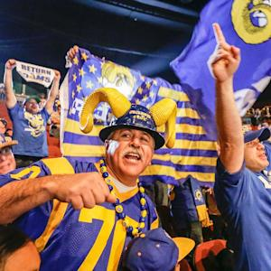 More than 56000 deposits placed for LA Rams season tickets