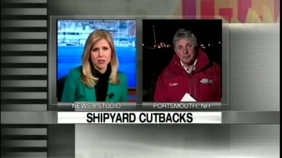 U.S. Navy cutbacks will impact Portsmouth Naval Shipyard