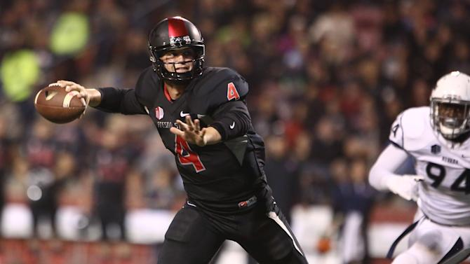 Carr leads No. 16 Fresno St. past Nevada 41-23