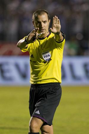 American Mark Geiger to referee at World Cup