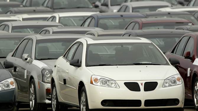 US may expand Pontiac brake light recall