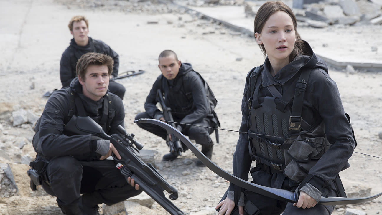 Lionsgate Stock Plunges After 'Mockingjay 2' Disappoints