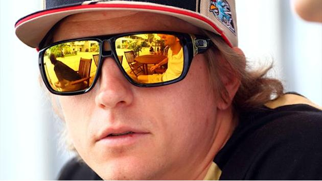 Formula 1 - Stewart: Don't try to change Raikkonen