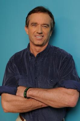 Robert F. Kennedy Jr. poses for a portrait during the 2011 Sundance Film Festival at The Samsung Galaxy Tab Lift, Park City, Utah, January 24, 2011  -- Getty Images