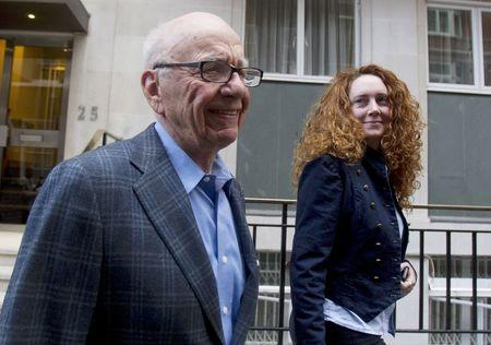 Murdoch favorite Brooks returns to UK job in remarkable comeback