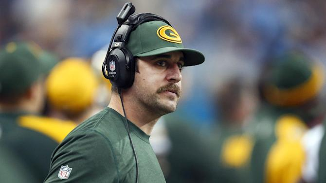 Packers' Rodgers back, to start Bears game