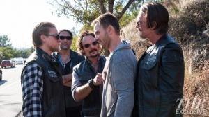 'Sons of Anarchy': Joel McHale Reflects on his Wild Ride Into Charming