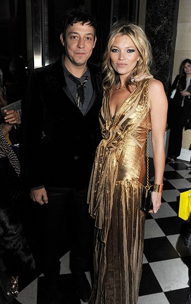 Kate Moss &amp; Jamie Hince