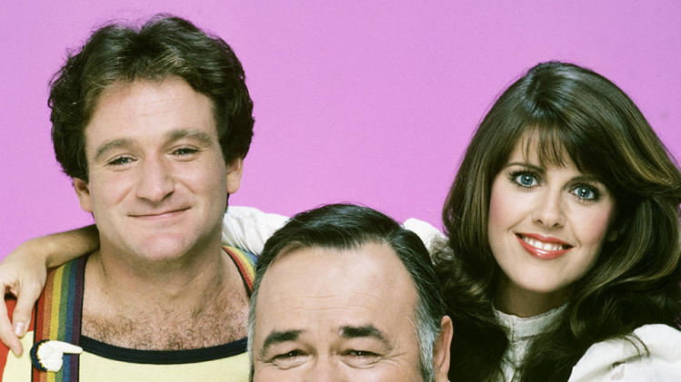 ROBIN WILLIAMS, JONATHAN WINTERS, PAM DAWBER
