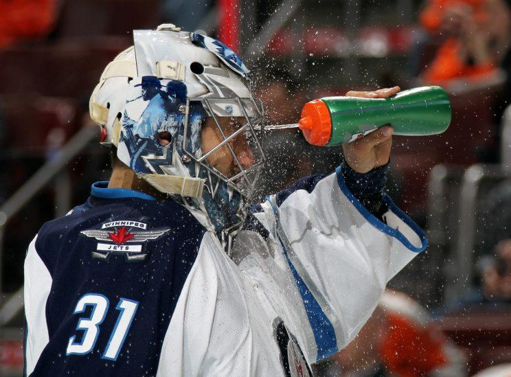 Jets turn back to Ondrej Pavelec to save season he was sinking