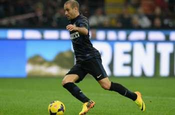 Palacio: I want to retire at Inter